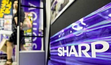 夏普公司液晶屏生产链或被富士康收购