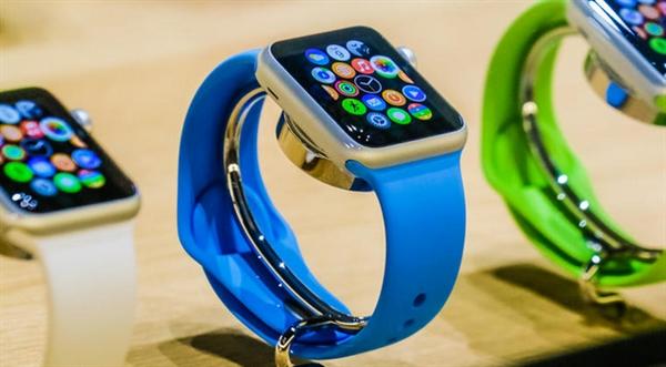 果粉福利 苹果手表二代产品明年上市