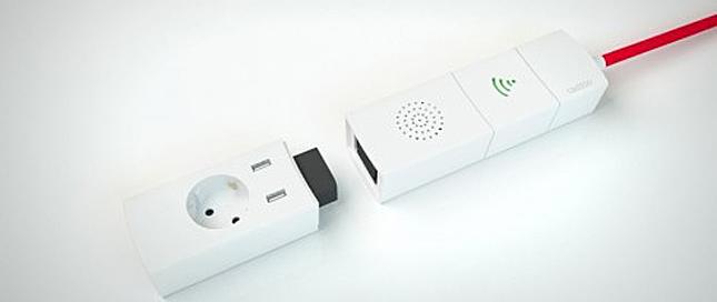 最炫混搭风 自带物联网的智能组合插座