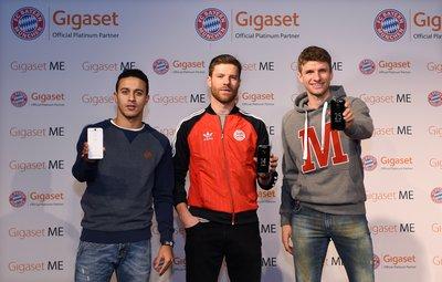 拜仁与Gigaset合作升级 ME成指定用机