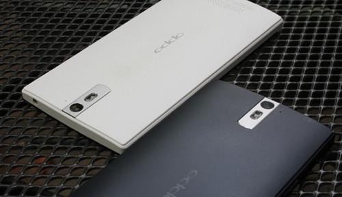 最新消息 OPPO新专利首度涉足无边框手机