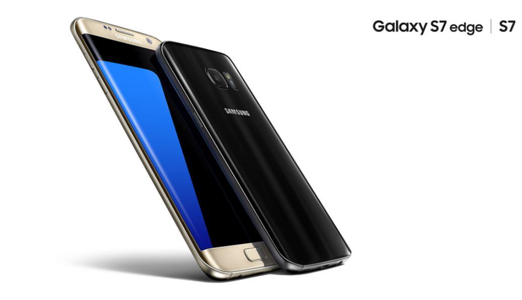 三星S7智能手机如约而至 双曲面大屏闪亮登场