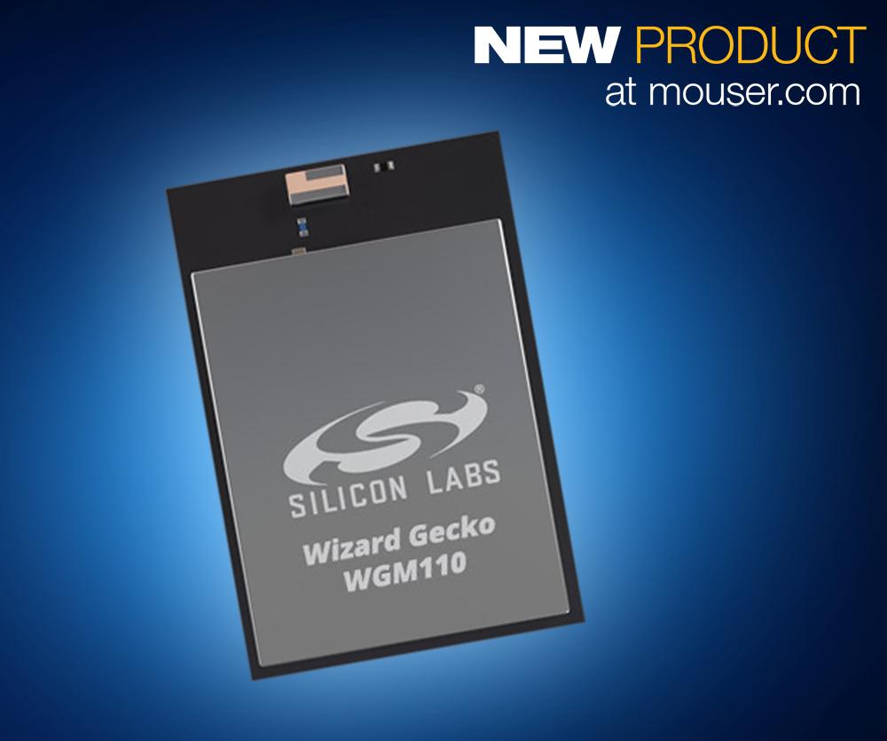 Silicon Labs Wi-Fi模块助力IoT应用设计