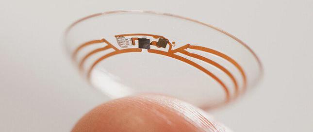 谷歌再爆黑科技 智能无线充电液体隐形眼镜