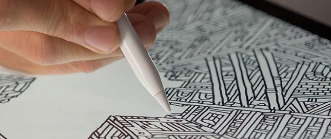 苹果化身指纹解锁狂魔 触控笔也要有Touch ID