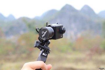 飞宇科技发布一体式手持云台相机