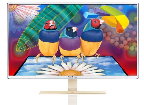 超清大屏显示器优派VX3209-2K轻盈上市