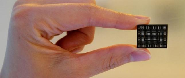 三星研发超小体积固态硬盘 仅为20毫米