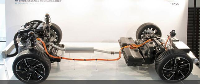 雪铁龙推汽车混合动力电池 容量超普通12倍
