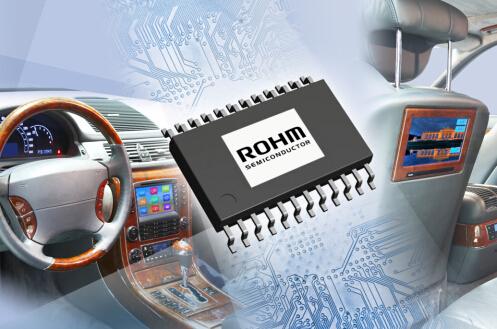 e络盟扩充ROHM独有汽车级产品系列