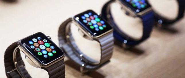 苹果智能手表销量猛跌六成 拉低全球市场成绩