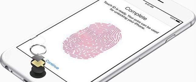 苹果手机最新黑科技收集偷盗者指纹