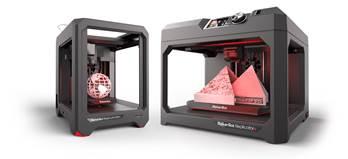 MakerBot 发布全新 3D 打印解决方案