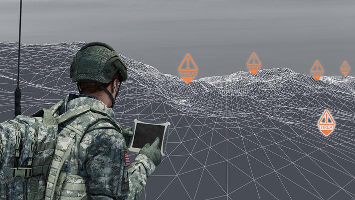 BAE系统公司开发了新的电子战系统