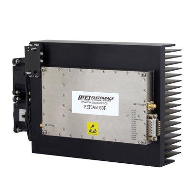 PE15A5033F利用GaN技术实现高功率放大
