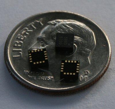美新公司发布业界最高性能的三轴地磁传感器产品