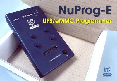 得镨电子科技推出系列UFS工程解决方案