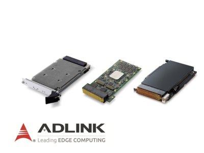凌华科技推出服务器等级之VPX军规单板计算机
