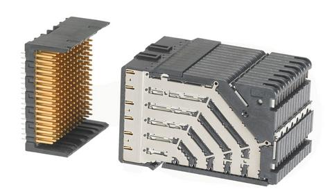 Molex 推出Impact zX2 背板连接器系统