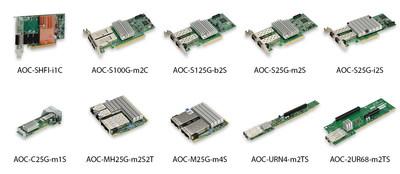 美超微推出25/100Gbps服务器网络解决方案