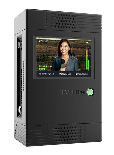 TVU 推出支持 HEVC 格式的新闻采集发射机