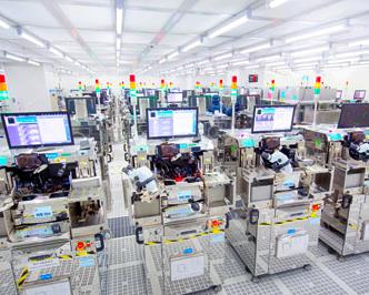 丘钛科技公布2017年四月份公司简讯