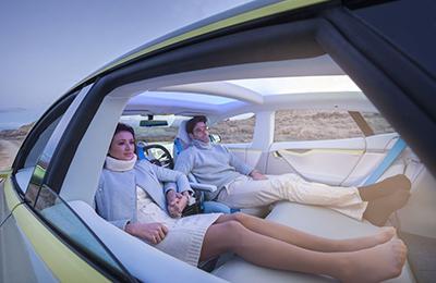百度与微软为推动无人驾驶开展智能云合作
