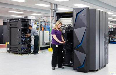新一代IBM主机发布 开启数据安全新时代
