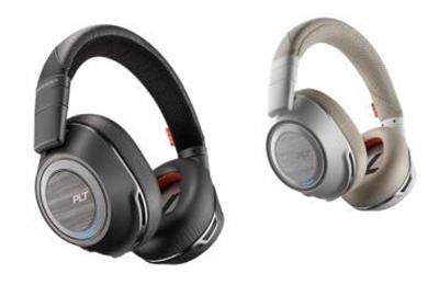 缤特力Voyager 8200 UC 蓝牙耳机 打造零噪音