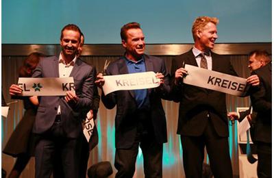 Kreisel Electric和施瓦辛格呈现首款悍马电动版