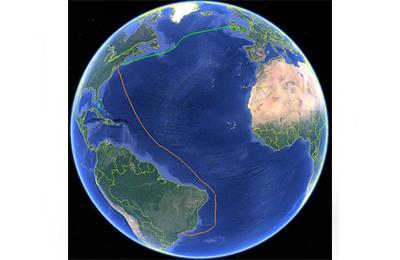 SN与AC合作提供南美至欧洲的新一代海底线路