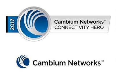 Cambium Networks嘉奖世界各地无线连接英雄
