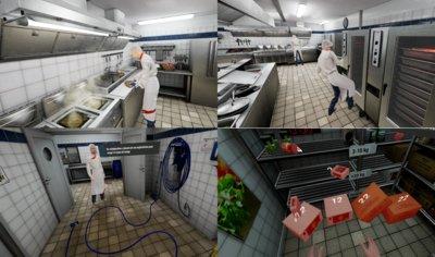 索迪斯全面开启数字化转型 VR助力提升厨房安全