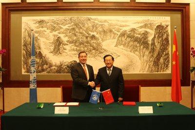 联合国开发计划署与中国合作推动创新与技术共享