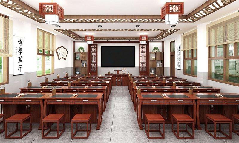 智云+数字书法教室亮相第73届中国教育装备展