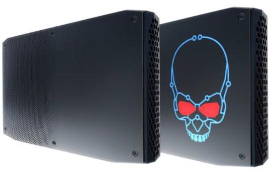 英特尔推出历代最强NUC迷你电脑