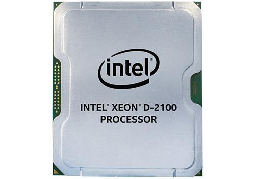 英特尔至强D-2100处理器将智能扩展至边缘应用