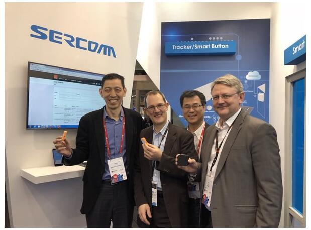 中磊电子于MWC发表全系列LTE-M物联网终端
