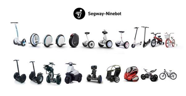 Segway-Ninebot入选2018中国独角兽TOP100