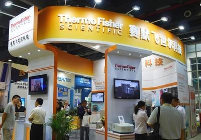 赛默飞在SEMICON China2018上推出新产品