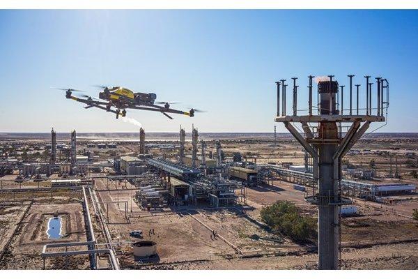 英特尔无人机测绘技术助力资源行业