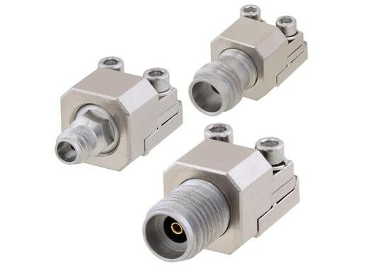 Pasternack推出一系列新型末端装接连接器