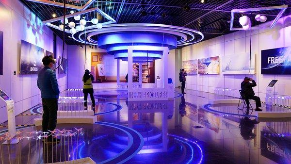 Jaunt中国试水线下VR艺术展
