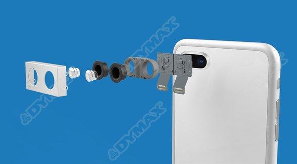 Dymax摄像模组和光学镜头用胶粘剂助力制造商