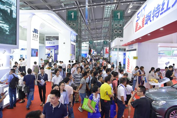 CIOE红外技术及应用展 推动产业发力应用领域