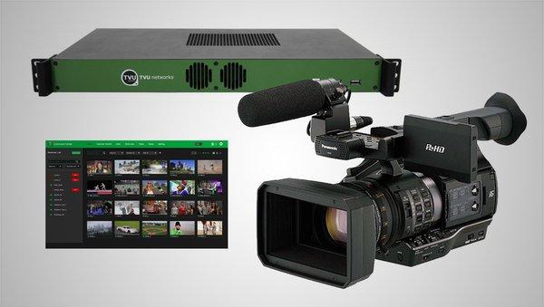 TVU与Panasonic联手 推出摄像机IP传输解决方案