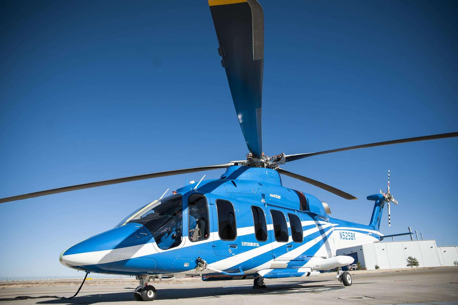 霍尼韦尔引领互联直升机新时代