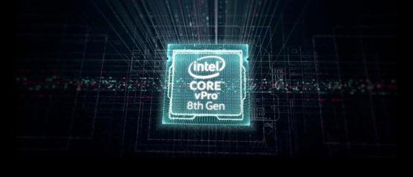 全新第八代智能英特尔酷睿处理器强势来袭