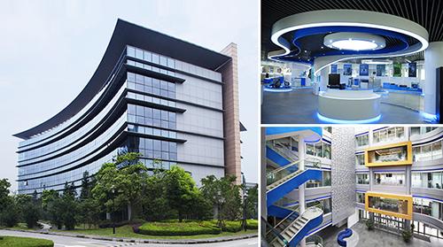 """伊顿新加坡办公大楼获""""新加坡优良设计标志奖"""