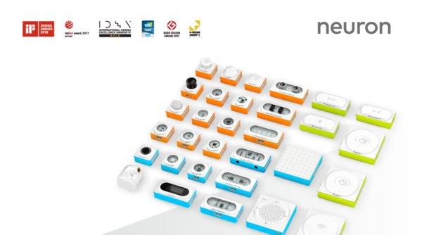 Makeblock发布神经元创意实验室套件